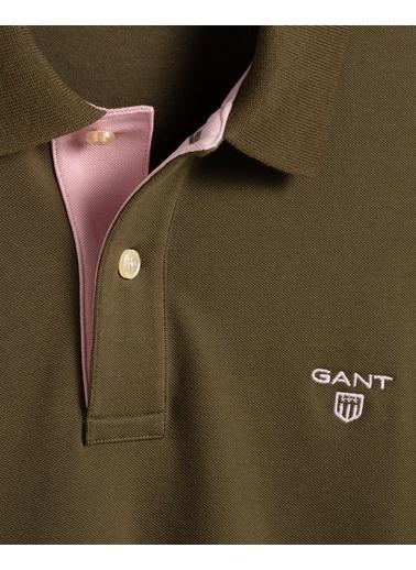 Gant Tişört Kahve